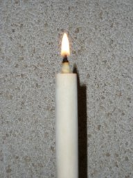 Candles and its physics